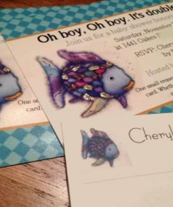 rainbow-fish-invitation-and-return-address-label