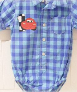 Disney Cars 1st birthday shirt