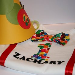 hungry caterpillar shirt and hat