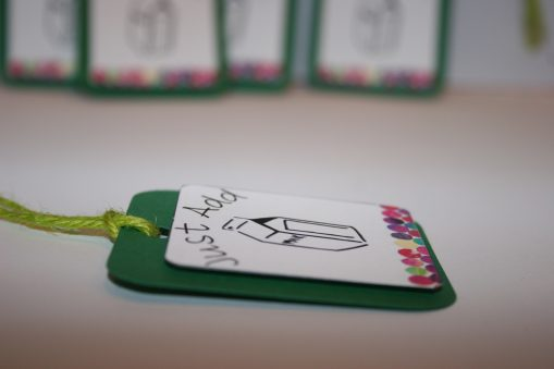 hungry caterpillar tags