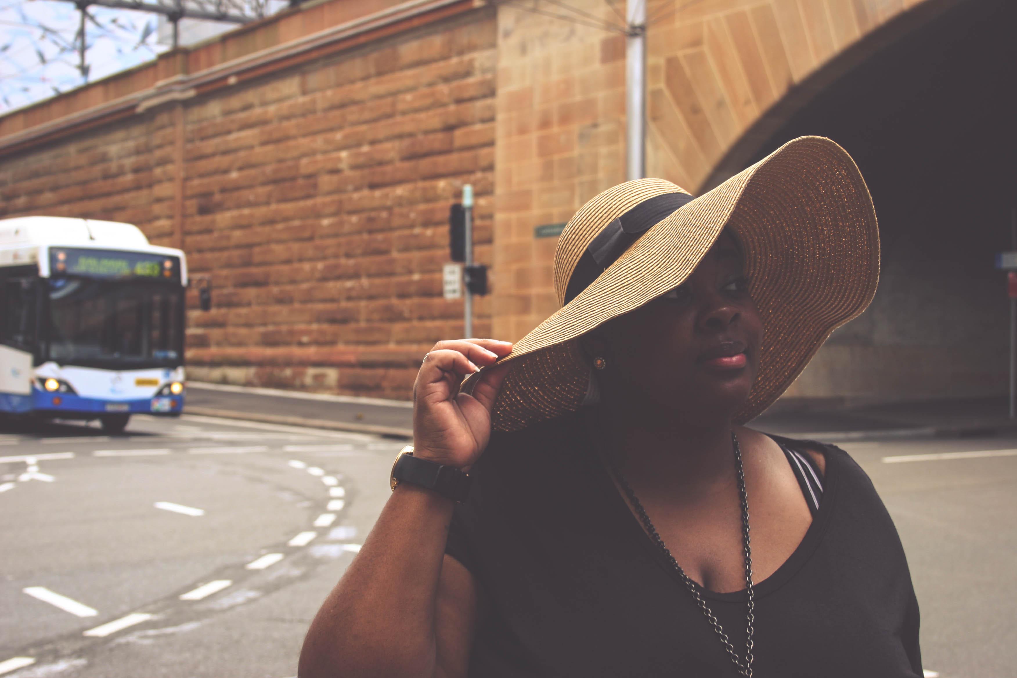african american model in australia