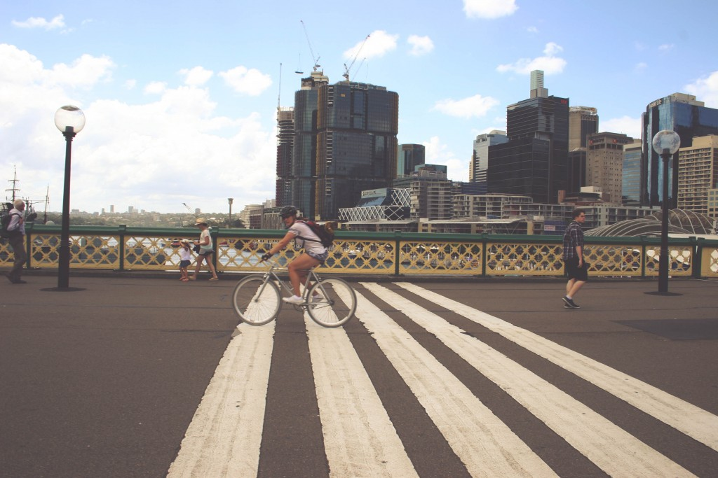 bike in australia