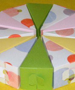 cake favor box