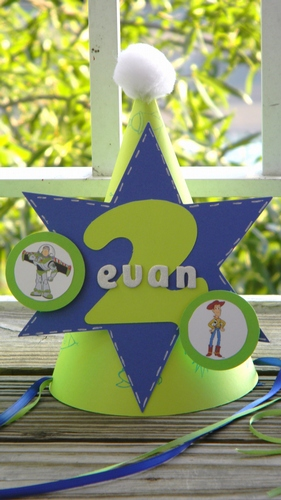 toy story party hat