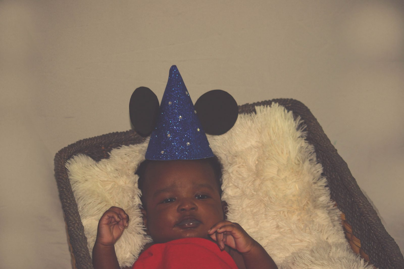 Fantasia mickey newborn outfit