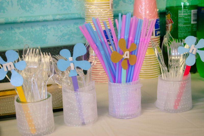 art party decorations