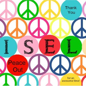 peace sign thank you