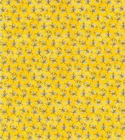 yellow bee mask